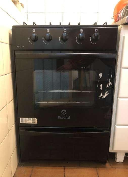 Cocina Escorial 56 Cm Master Black
