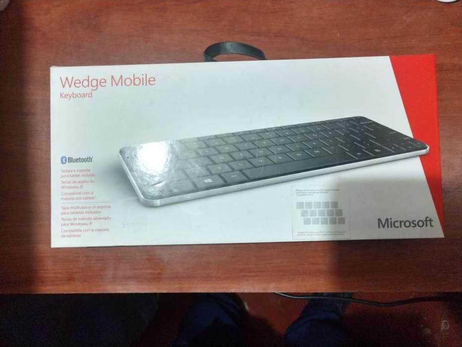 Teclado Microsoft Bluetooth