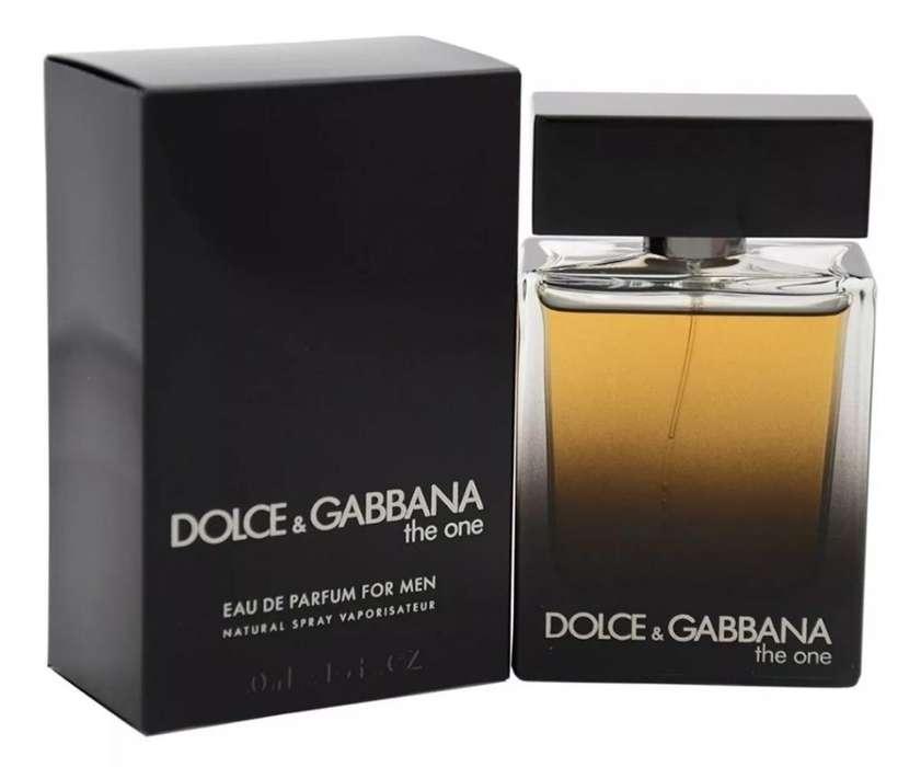 Perfume Dolce Gabana The One Men