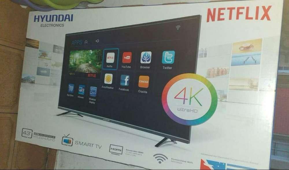 Smart Tv 4k Nuevo sin Abrir en Caja Liqu