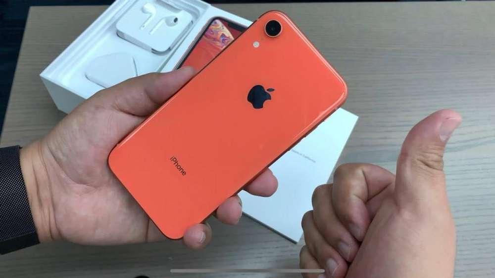 SIGUEN LAS PROMOCIONES I PHONE XR DE 64GB CON TODO INCLUIDO