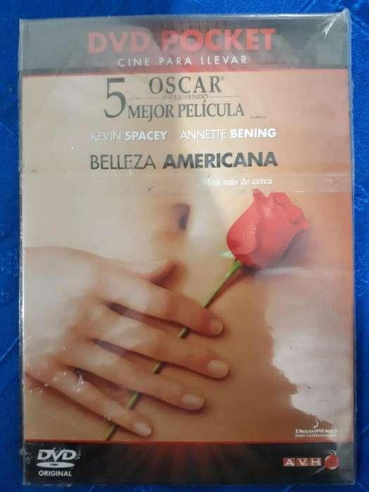 PELÍCULA DVD ORIGINAL: Belleza Americana con Kevin Spacey