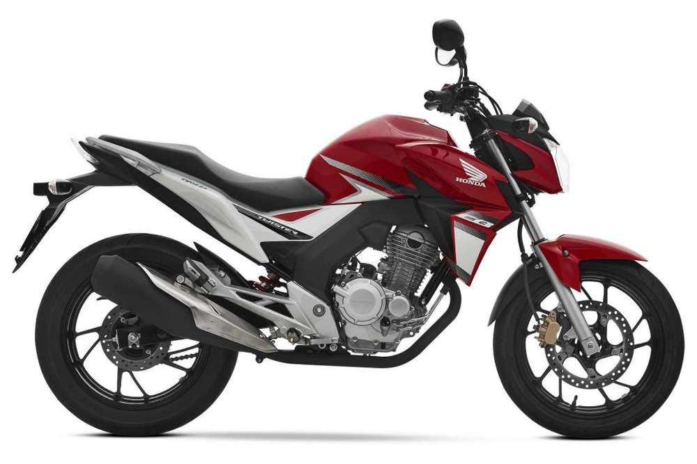 <strong>honda</strong> Cbx 250 Twister 0Km Masera Motos STOCK LIMITADO!!