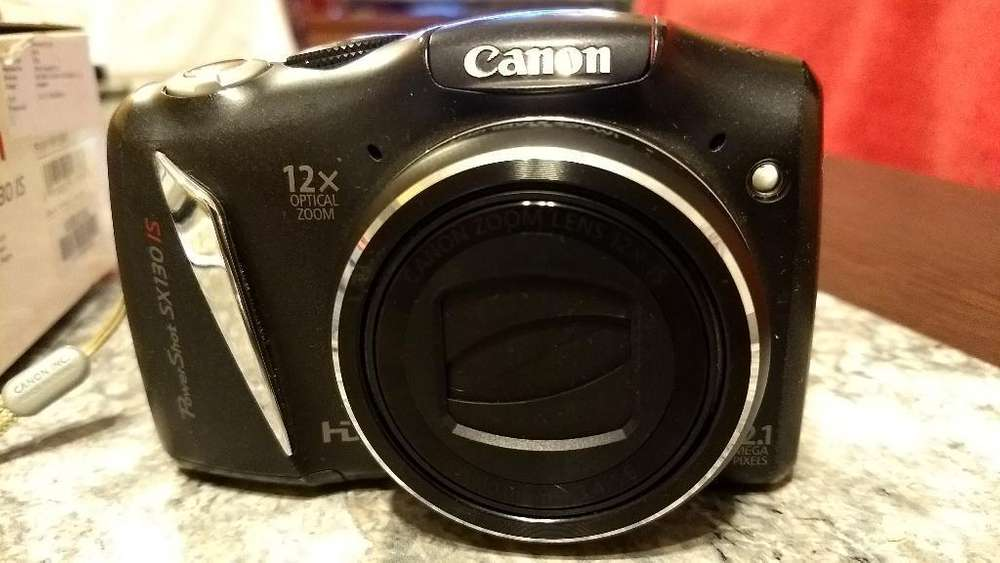 Camara CANON POWERSHOT SX130IS