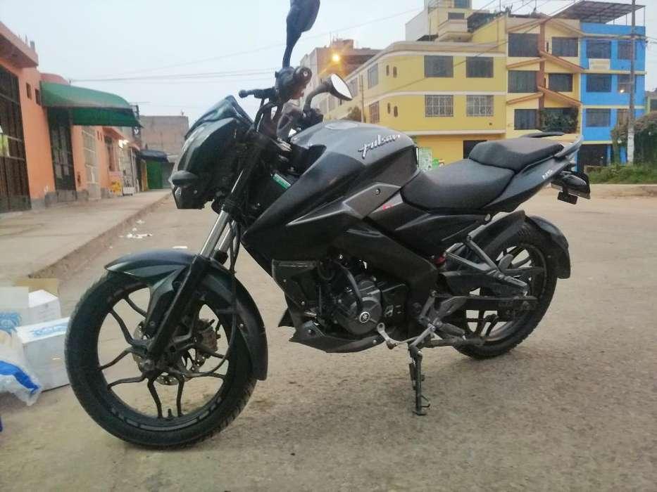 Se Vende Moto Lineal Pulsar Ns 160fi