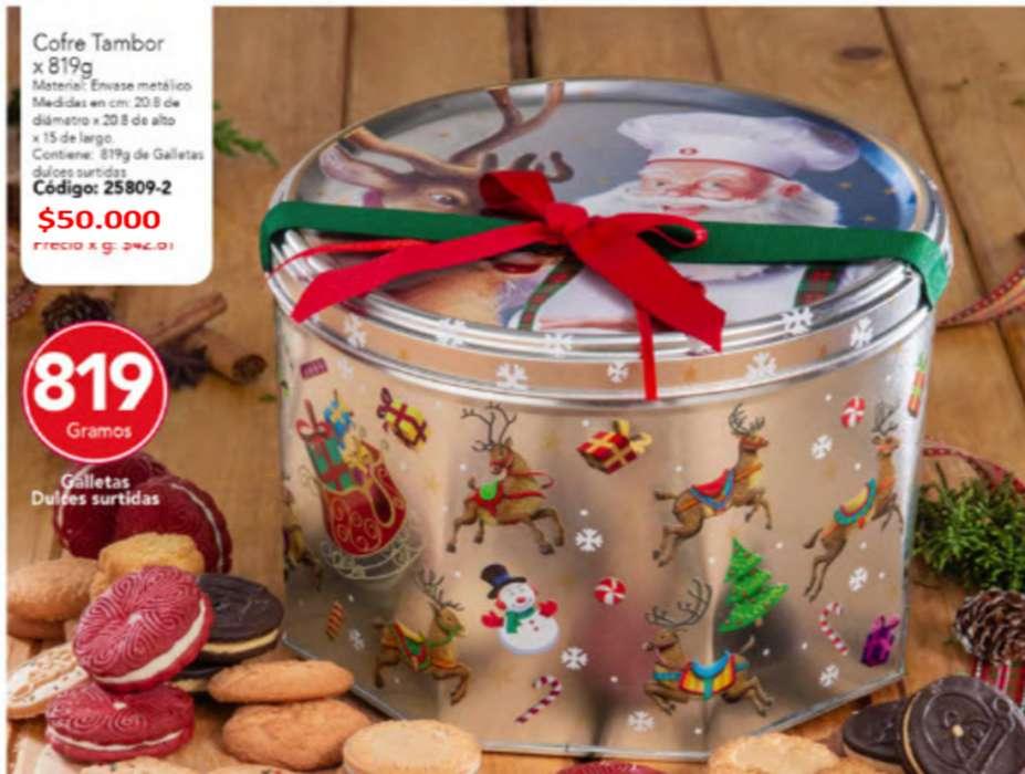 oferta caja galletas