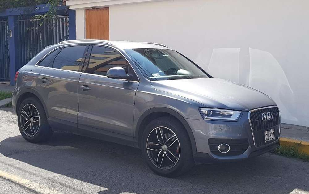 <strong>audi</strong> Q3 2012 - 47000 km