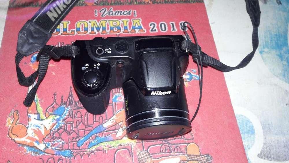 Se vende cmara Nikon negociable