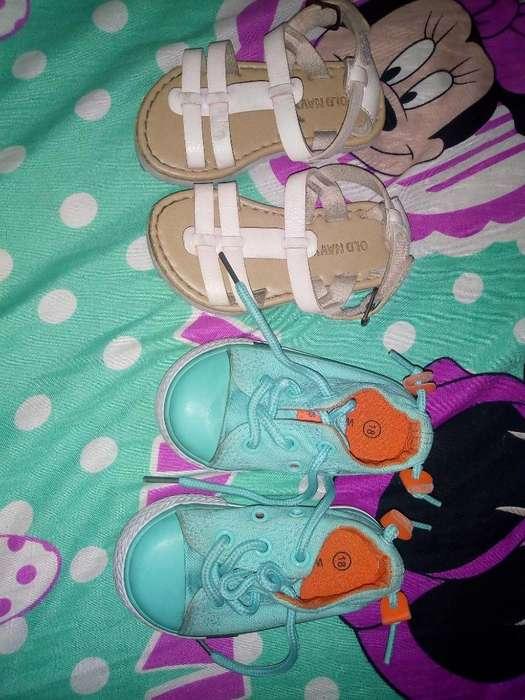 Hermosos Zapatos para Bebé Niña