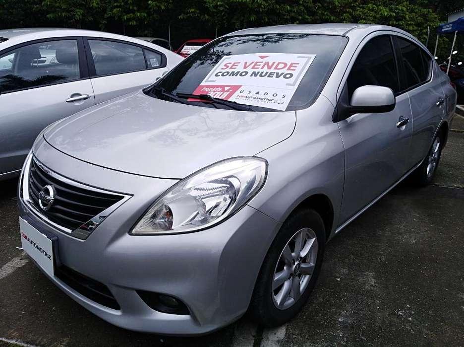 Nissan Versa 2013 - 121667 km