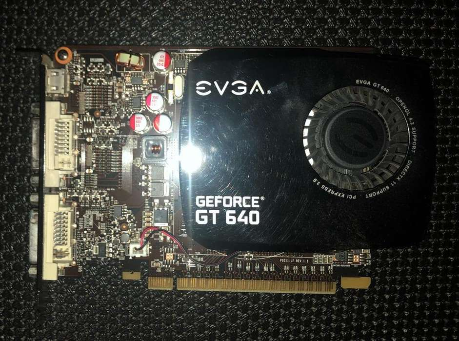 Tarjeta de Video Nvidia Geforce Gt 640