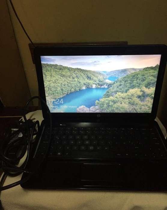 Laptop Hp Semi Nueva en Perfecto Estado