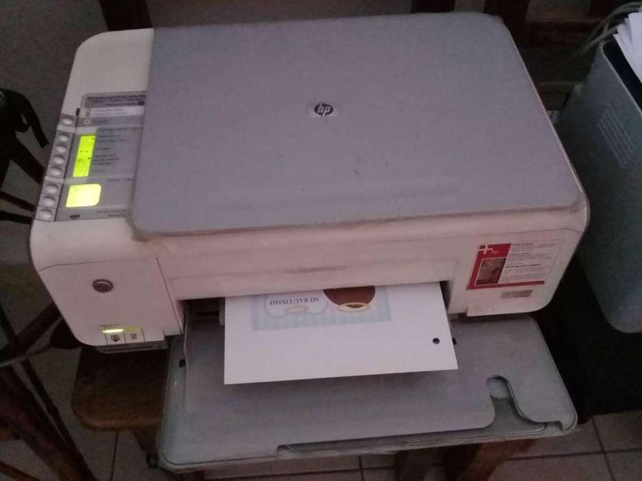 Impresora Multifunción <strong>hp</strong>