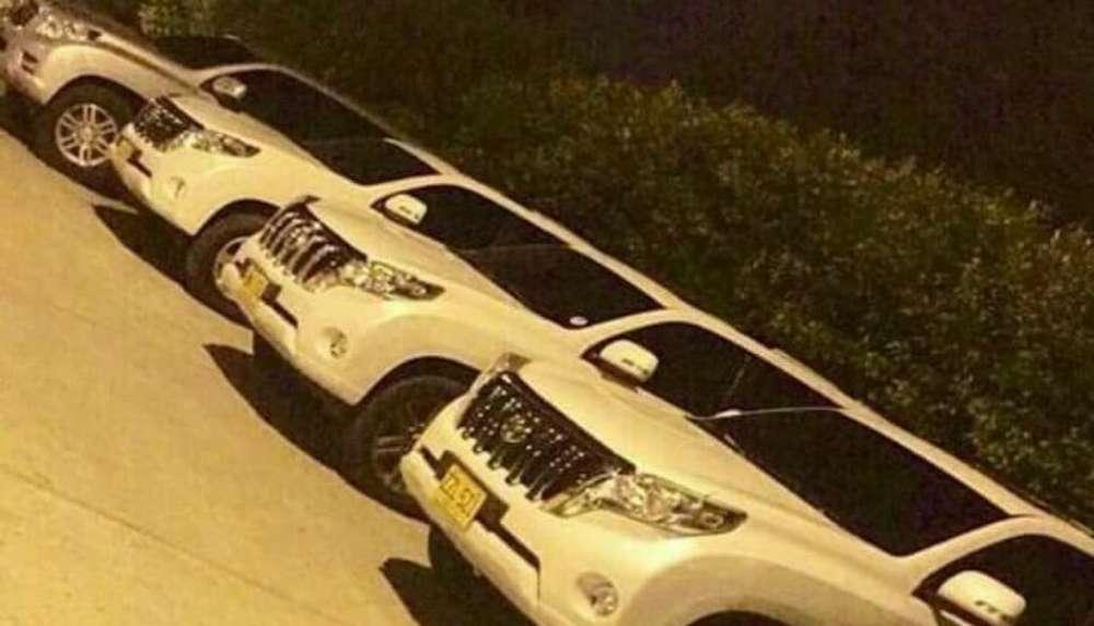 Alquilo Camionetas de Alta Gama