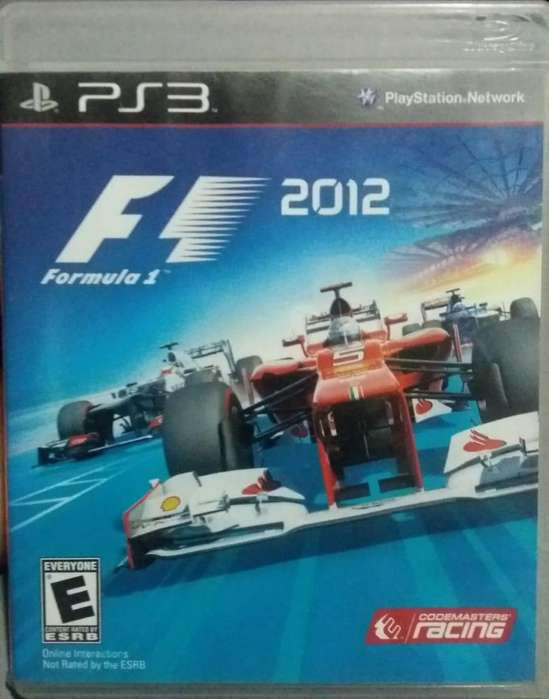 VJ PS3 F1 2012 JAPAN IMPORT VELLSTORE