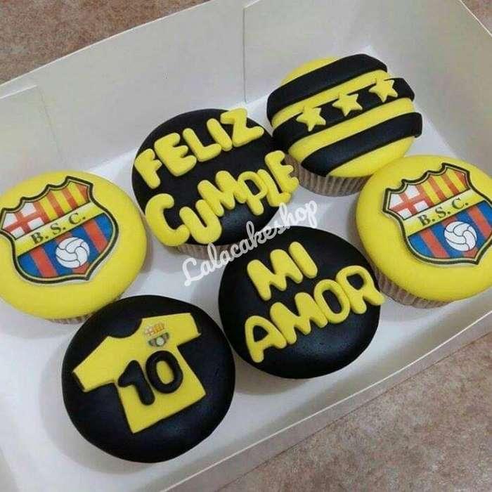 Detalles Cupcakes Personalizados