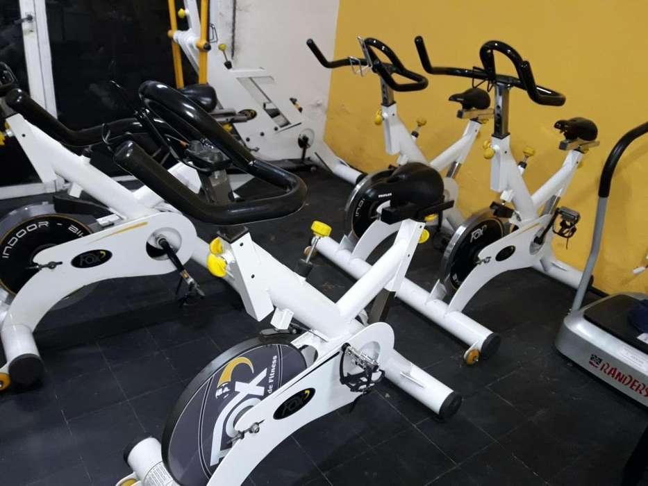 Bicicletas de Spinning FOX modelo FX5