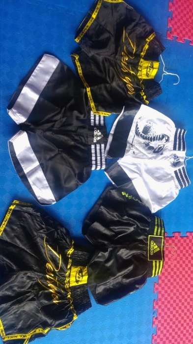 Ropa Kingboxing Grappling Y Judo
