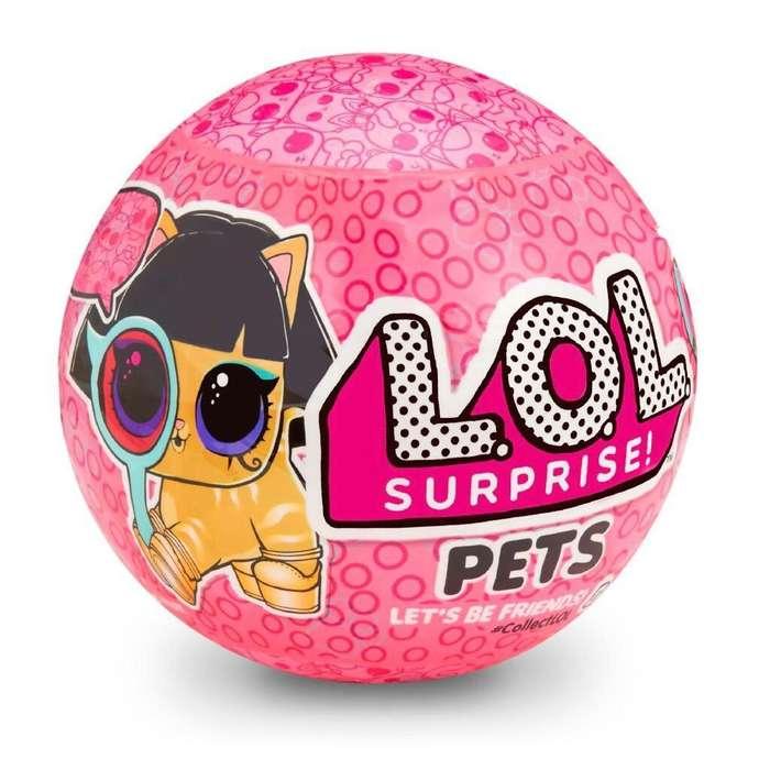 Hbk Lol Surprise Pets Originales Mascota