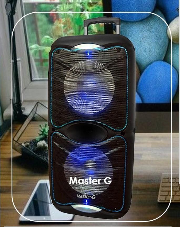 Parlante karaoke Portátil con Bluetooth