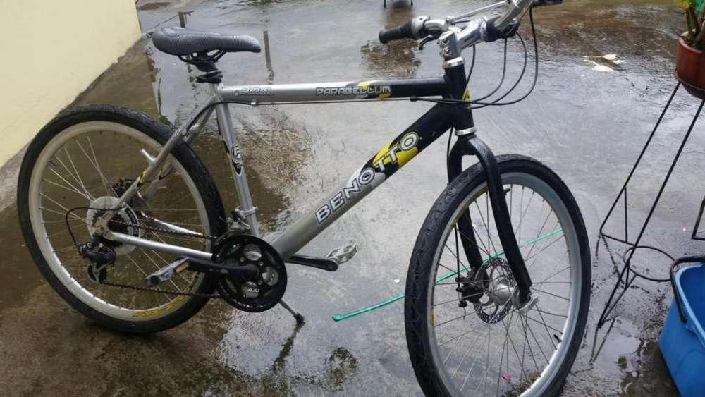 Bicicleta Benetto