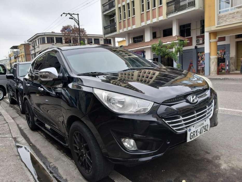 Hyundai Tucson 2011 - 121671 km