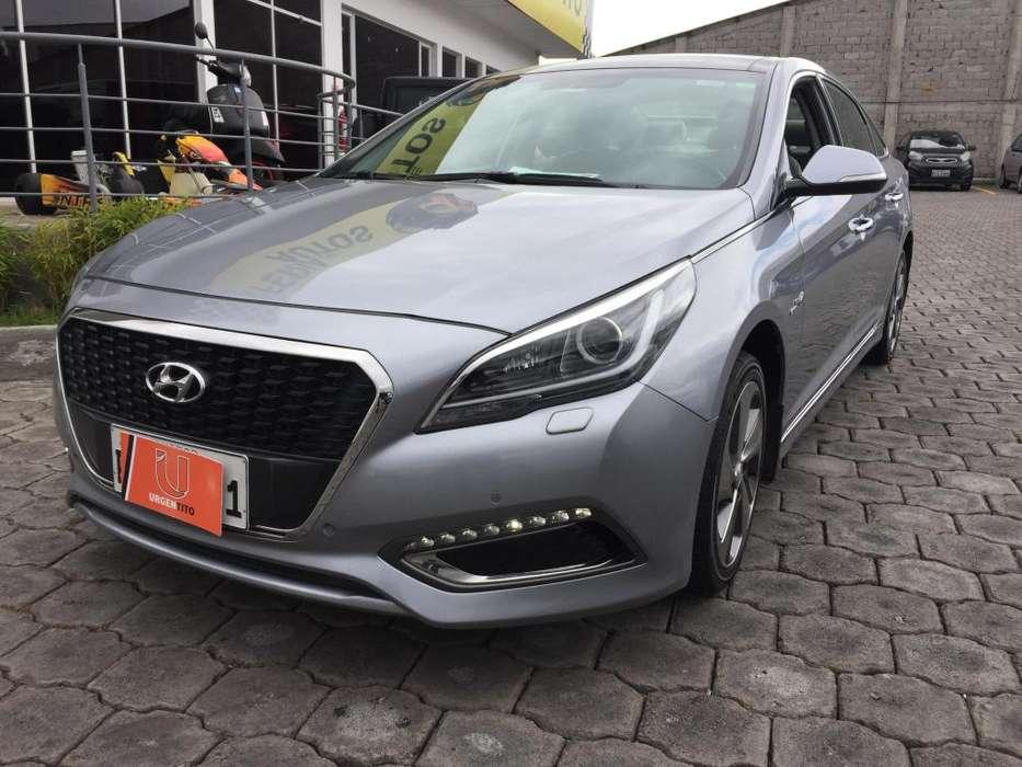 Hyundai Sonata 2017 - 47000 km