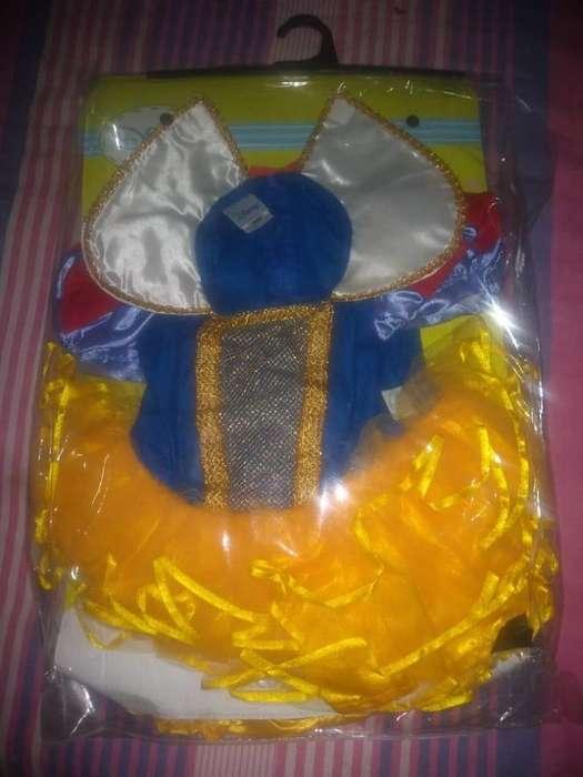 Disfraz Blanca Nieves Talla 1