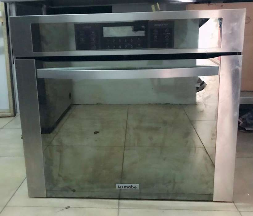 Horno Empotrable Electrico Lo Mabe Touch