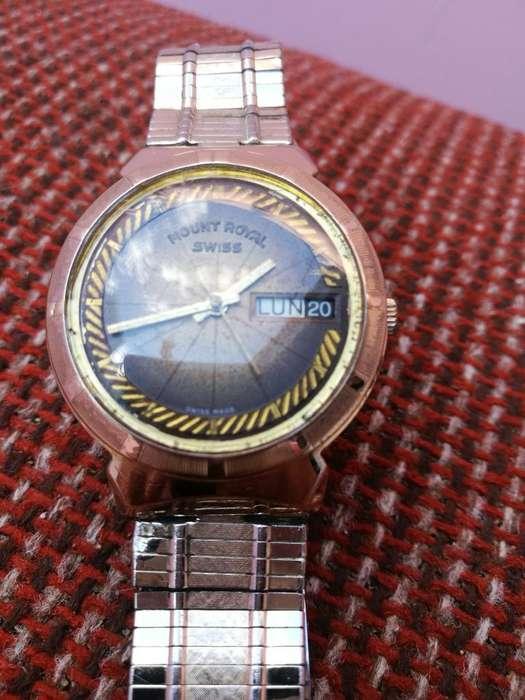 Reloj Mount Royal Automático