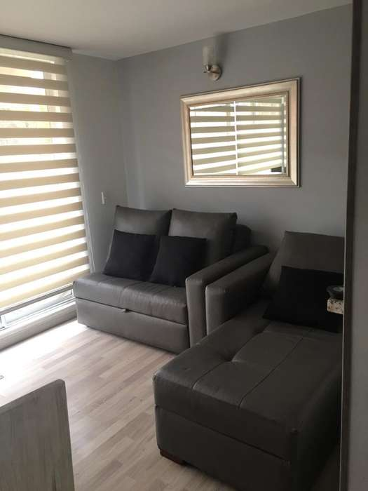 Se Vende Sofa cama gris 3 muebles