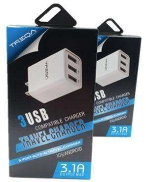 Cargador De Pared Usb De 1 Puerto 1cs