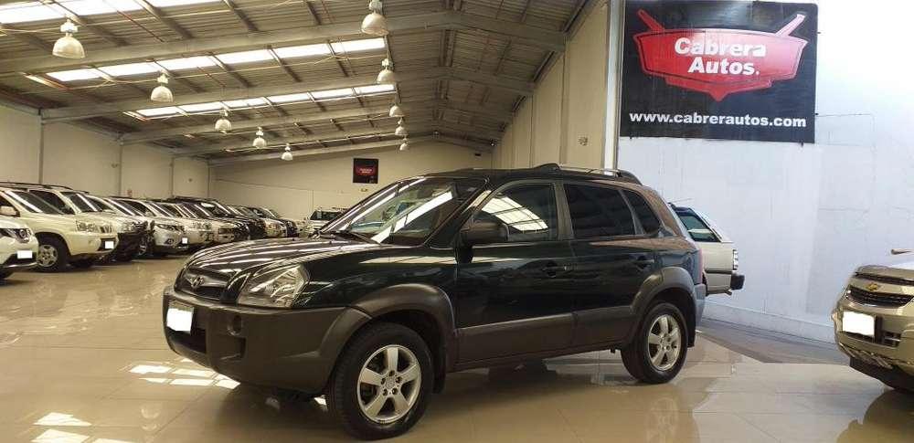 Hyundai Tucson 2008 - 131336 km
