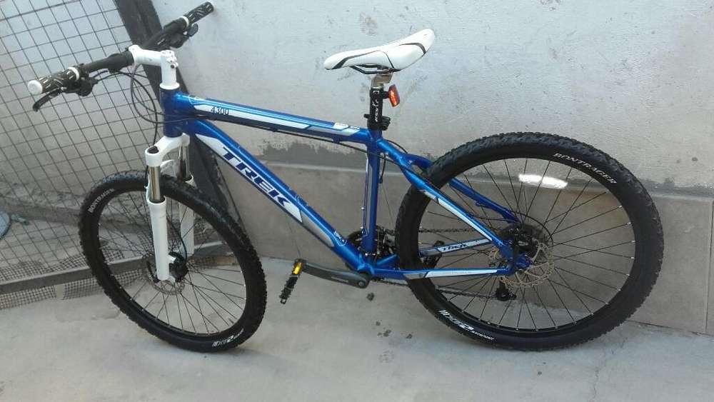 Vendo Bicicleta Trek Un Mes de Uso Nueva