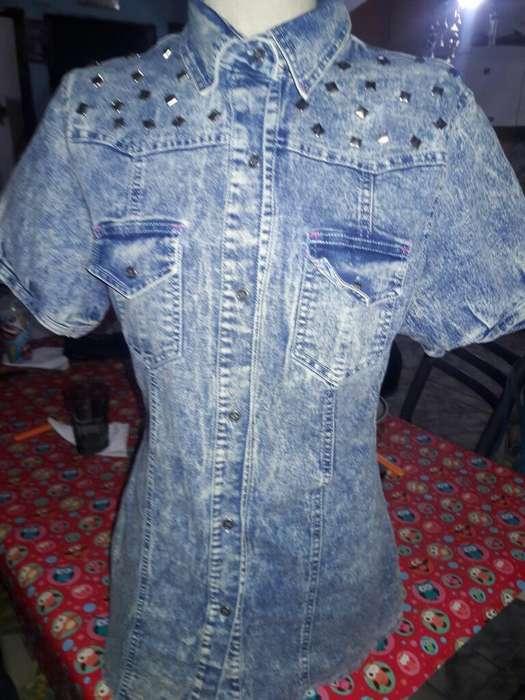 Camisa Elastizada