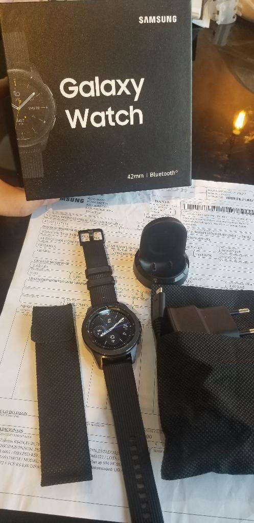 Samsung Galaxy Watch 3 Meses de Uso