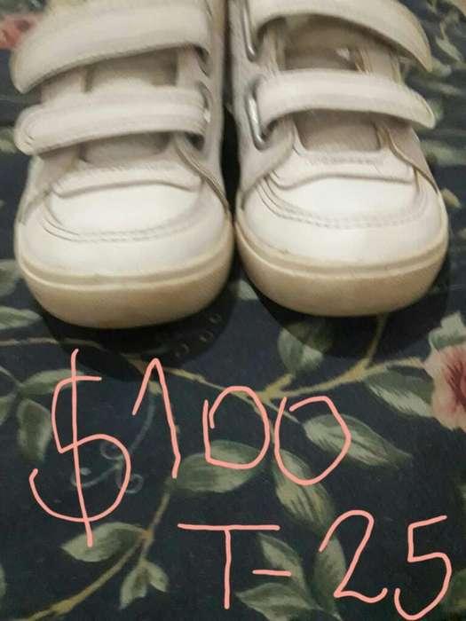 Zapatillas Varios Talles