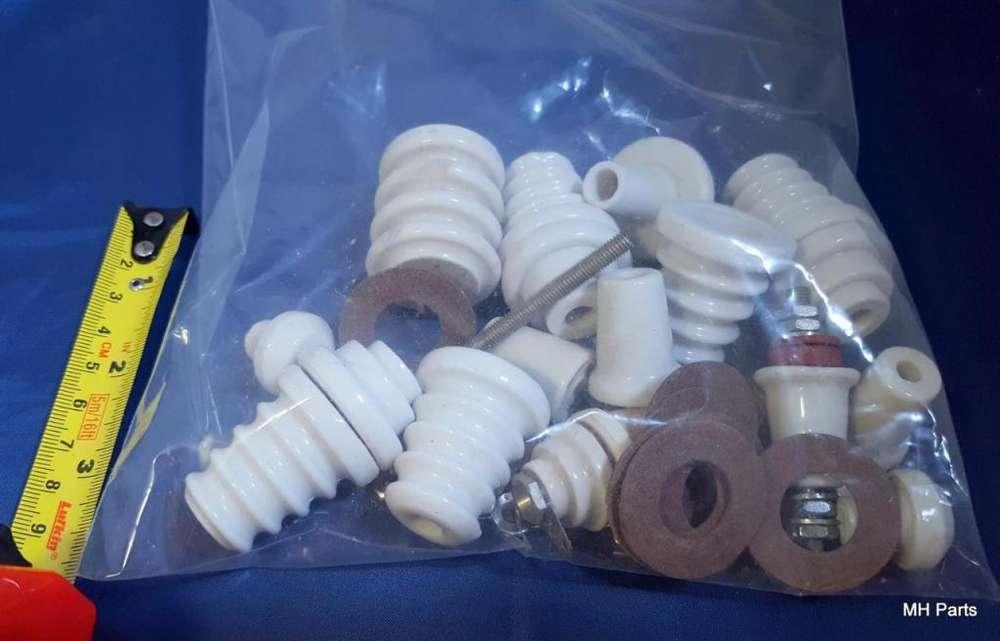 Aislador de cerámica EF Johnson NOS Surtido 3