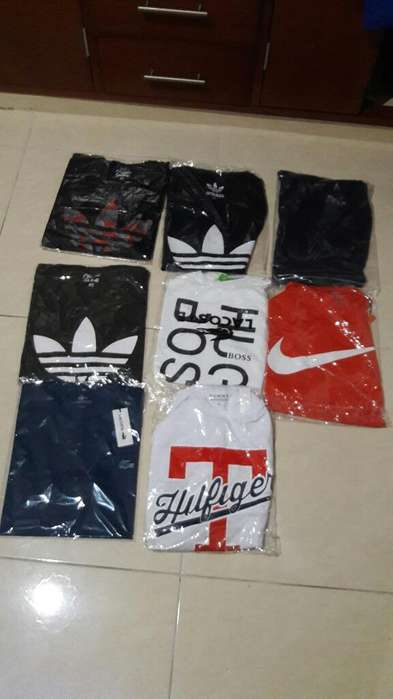 Vendo Camisetas Deportivas