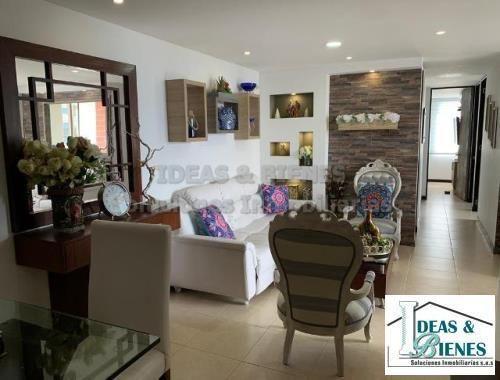 Apartamento En Venta Medellìn Sector Loma del Indio: Còdigo 887444