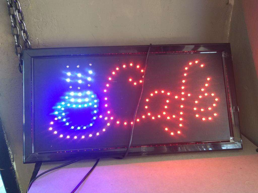 Vendo Cartel Led
