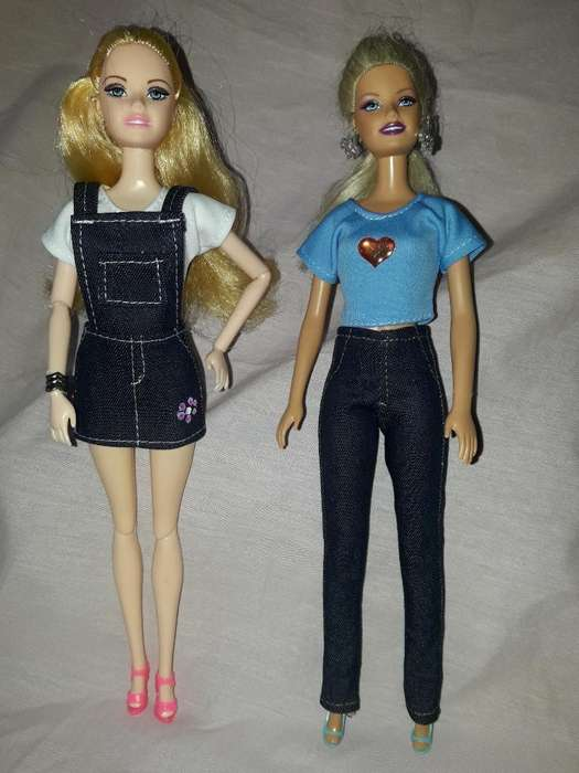 <strong>ropa</strong> para Muñecas Barbies