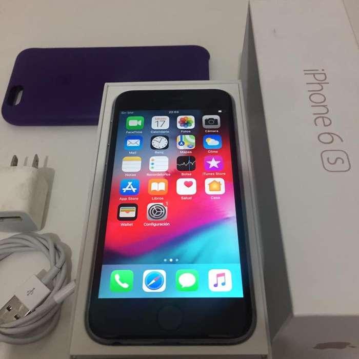 iphone 6s 64gb liberado(no permuto)