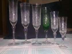 Antiguas copas