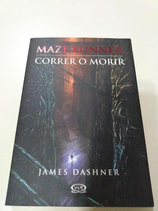 Libro Maze Runner Correr O Morir