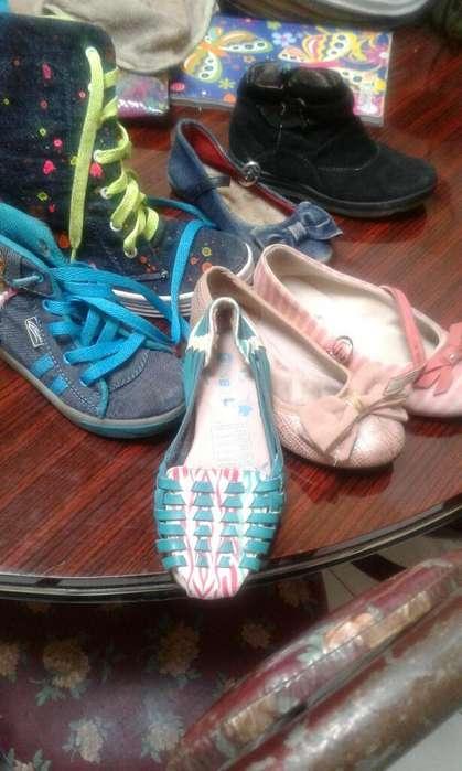Vendo O Cambio Zapatos de Niña