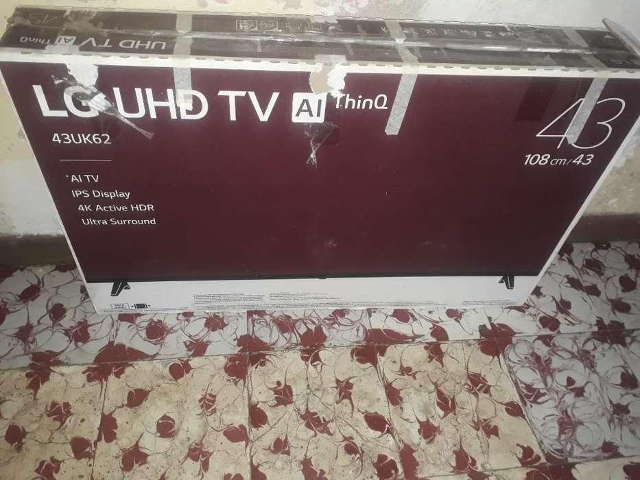 Tv de 43 Pulgadas Pantalla Mala
