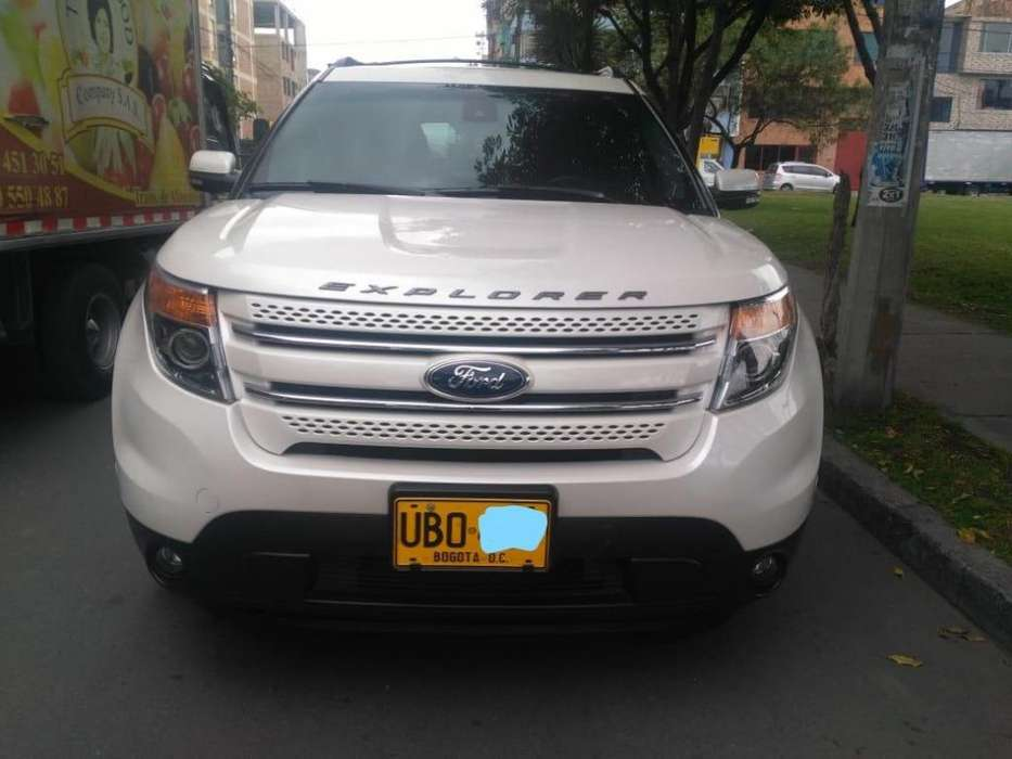Ford Explorer 2015 - 23508 km