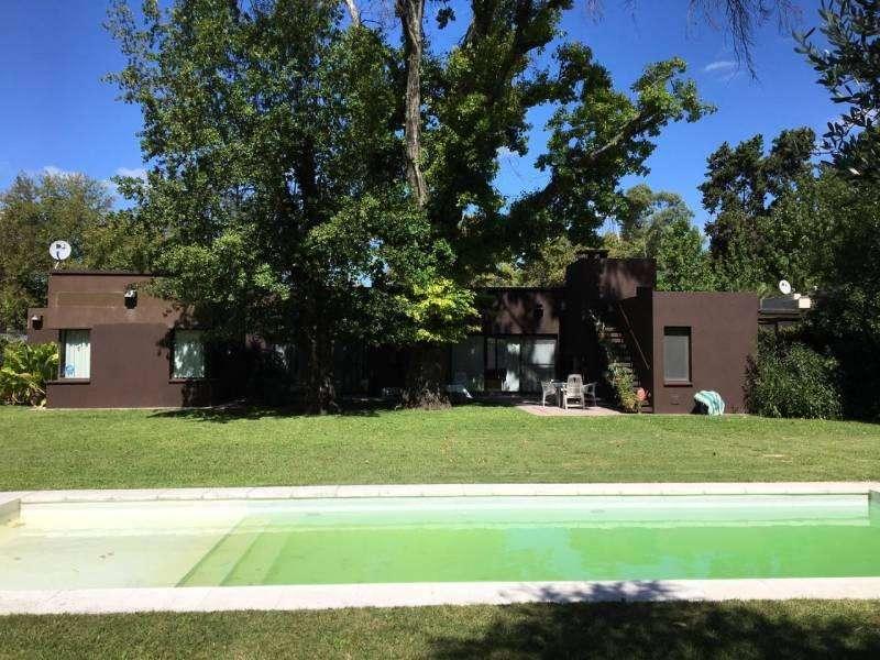 Oportunidad excelente casa en Bosque Chico ideal Temporada de Polo - Mallmann Propiedades