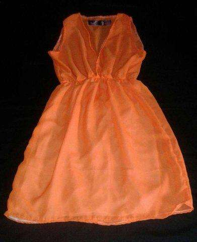 Vestido de Seda
